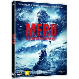 Dvd - Meru: O Centro Do Universo