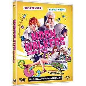 DVD - Moonwalkers: Rumo à Lua