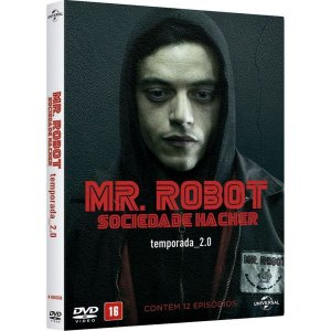 Dvd - Mr. Robot - 2ª Temporada