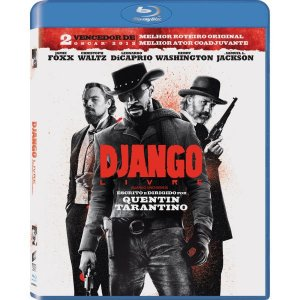 Blu-Ray Django Livre - Quentin Tarantino