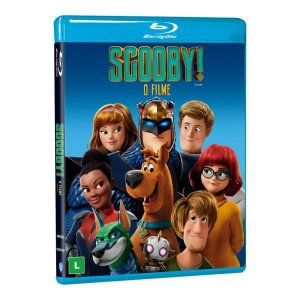 Blu-Ray Scooby! O Filme