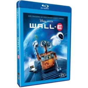 Blu Ray Wall-e - Disney