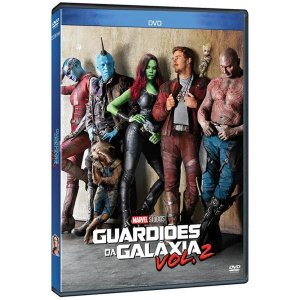 DVD - Guardiões da Galáxia - Vol. 2
