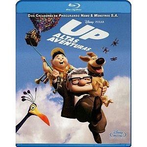 Blu-Ray UP - Altas Aventuras