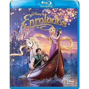 Blu-Ray Enrolados - Disney