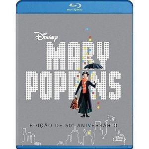 Blu-Ray Mary Poppins - Ed. 50º Aniversário