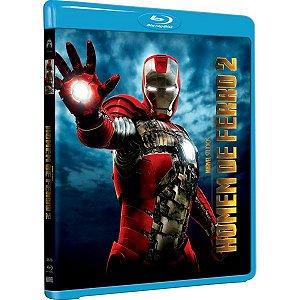 Blu-ray - Homem de Ferro 2