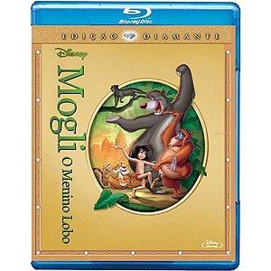 Blu-Ray Mogli - O Menino Lobo - Edição Diamante