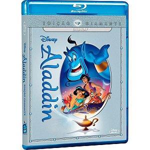 Blu-Ray Aladdin - Edição Diamante