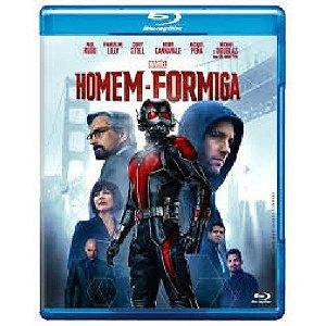 Blu-ray - Homem-Formiga