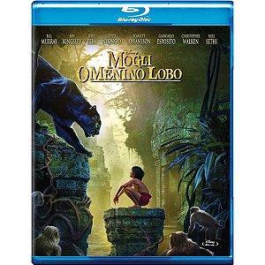 Blu-Ray Mogli - O Menino Lobo