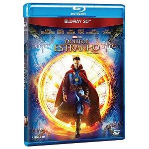 Blu-ray 3D - Doutor Estranho