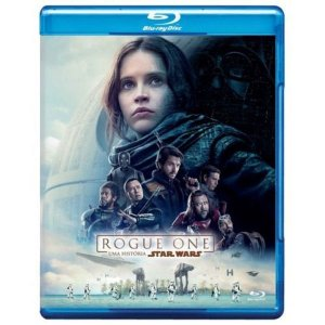 Blu-Ray Rogue One: Uma História Star Wars