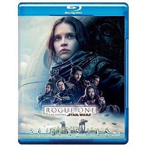 Blu-Ray Rogue One: Uma História Star Wars