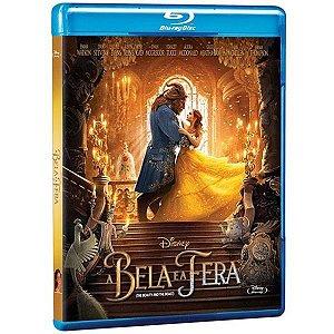 Blu-ray - A Bela E A Fera - 2017