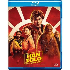 BLU RAY Han Solo Uma História Star Wars
