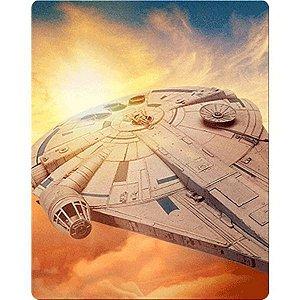 Blu-ray - Star Wars - Han Solo (3D + 2D) Steelbook