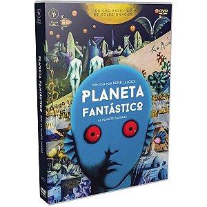 Dvd Planeta Fantástico - Ed de Colecionador