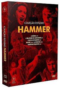 DVD Coleção Estúdio Hammer vol.1