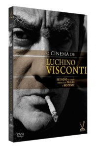 Dvd Box O Cinema de Luchino Visconti - (3 DVDs)