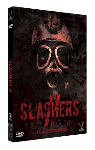 Dvd Box Slashers Vol. 2 (2 DVDs)