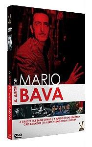 Dvd Box A Arte de Mario Bava (2 DVDs)