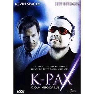 Dvd - K-pax O Caminho Da Luz - Kevin Spacey