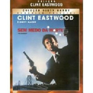 DVD Sem Medo da Morte - Clint Eastwood