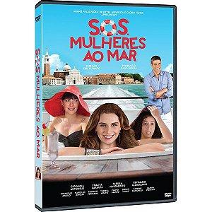 DVD - S.O.S. Mulheres ao Mar - Giovanna Antonelli
