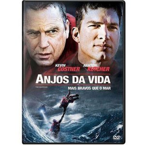 DVD Anjos da Vida - Kevin Costner - Ashton Kutcher