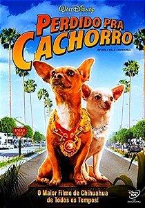 DVD Perdidos Pra Cachorro