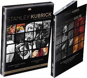 DVD - Digipac Stanley Kubrick Noir Collection