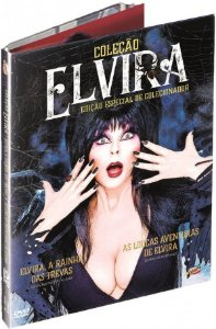 DVD Digipack Duplo Elvira Edição Especial