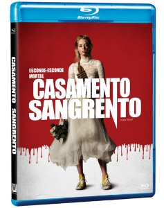 Blu Ray Casamento Sangrento PRE VENDA 02/12/20