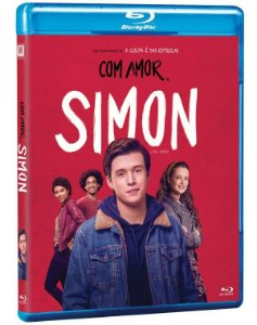 Blu-ray Com Amor Simon - Love Simon