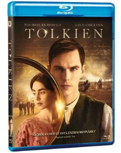 Blu-ray Tolkien (2019) - PRÉ VENDA 02/12/20