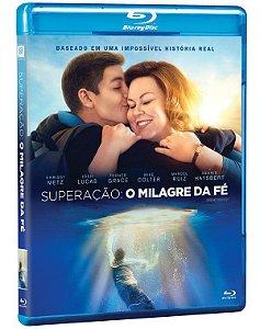 Blu-ray Superação: O Milagre Da Fé - PRÉ VENDA 02/12/20