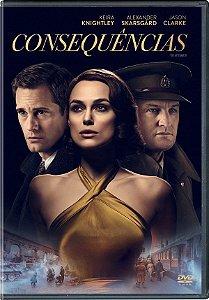 DVD Consequências - Keira Knightley -  PRÉ VENDA 25/11/20