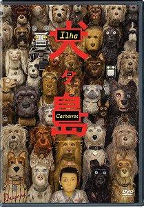 DVD Ilha Dos Cachorros - Bryan Cranston PRÉ VENDA 25/11/20