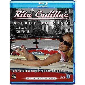 Blu-Ray Rita Cadillac A Lady do Povo