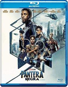 Blu-ray - Pantera Negra - Chadwick Boseman