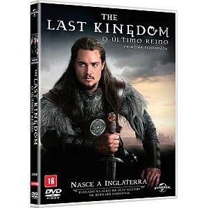 Box Dvd The Last Kingdom - O Último Reino - 1ª Temp