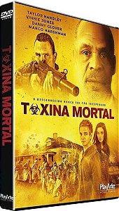 Dvd - Toxina Mortal - Danny Glover