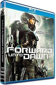 Blu-Ray - Halo 4 - Forward Unto Dawn