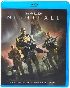Blu-Ray - Halo: Nightfall