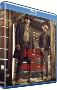 Blu-Ray - Hell on Wheels - 2ª Temporada - 2 Discos