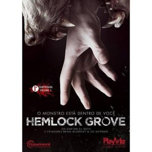 Dvd - Hemlock Grove - Primeira Temporada - Vol. 1