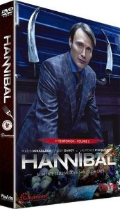 Dvd Box - Hannibal - Primeira Temporada - Vol. 2