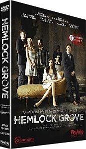 DVD HEMLOCK GROVE - 1ª TEMPORADA V.2