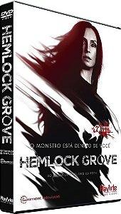 DVD - Hemlock Grove: 2ª Temp completa